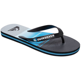 Quiksilver Molokai Highline Slab Men Sandals black/blue/grey